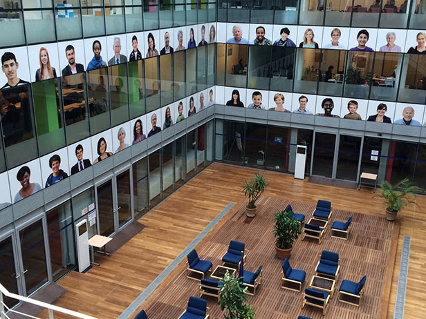 Informatiezuilen in het Europees Parlement