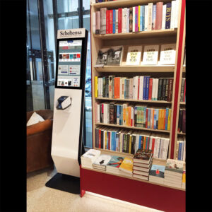 diz2422P, Bookstore Scheltema
