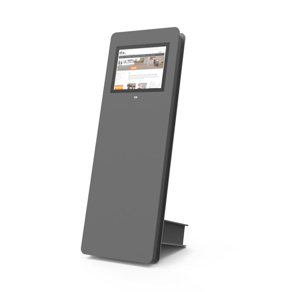 diz850, low-price MDF kiosk