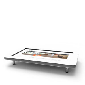 multitouch table, top without legs