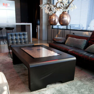 multi-touch coffee table