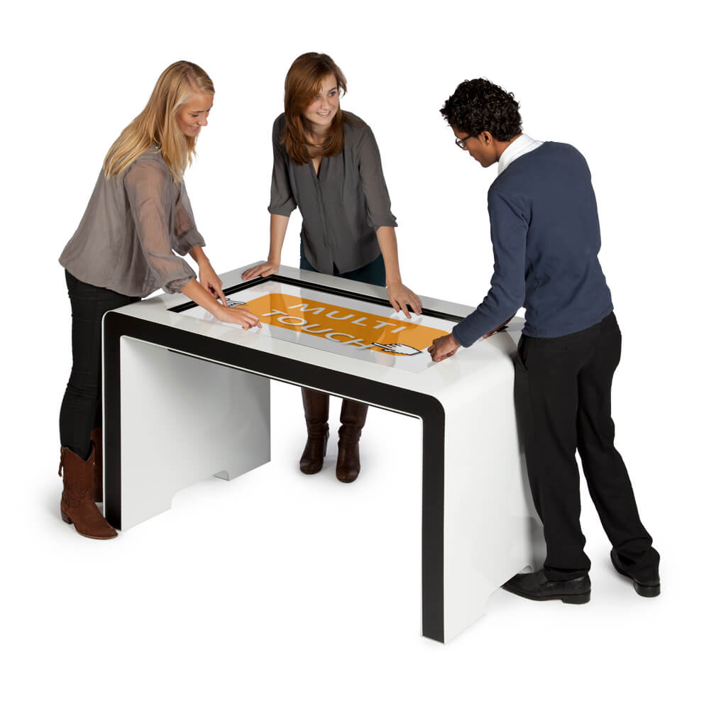 diz1455MTT multitouch table