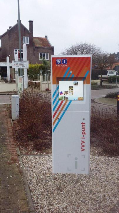 VVV zuil Midden Limburg
