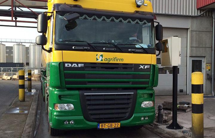 Distrizuil zorgt voor snelle en correcte distributie bij Agrifirm