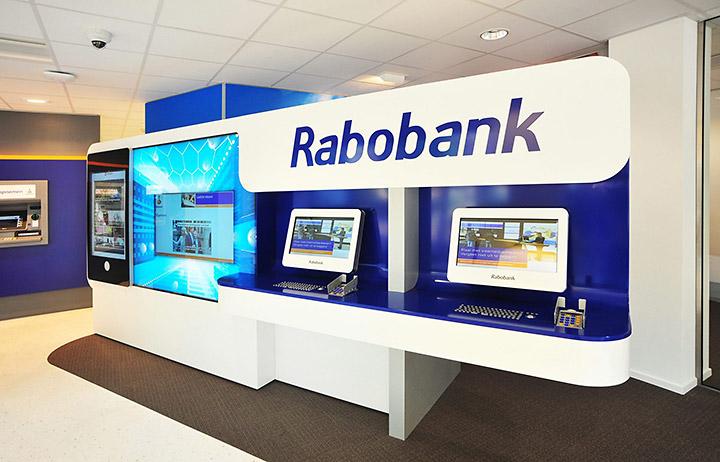 Smartwall, Rabobank Salland