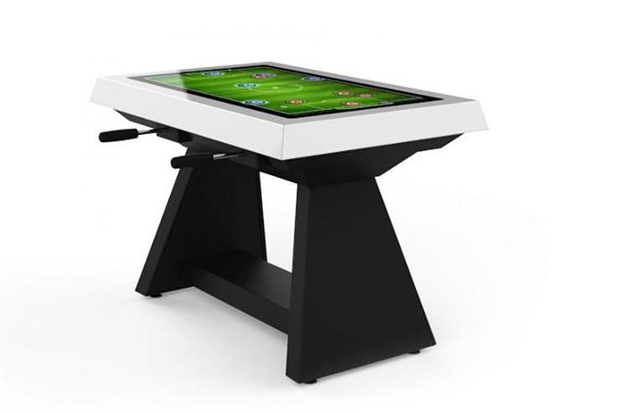 Digitale voetbaltafel geeft nieuwe dimensie aan gaming