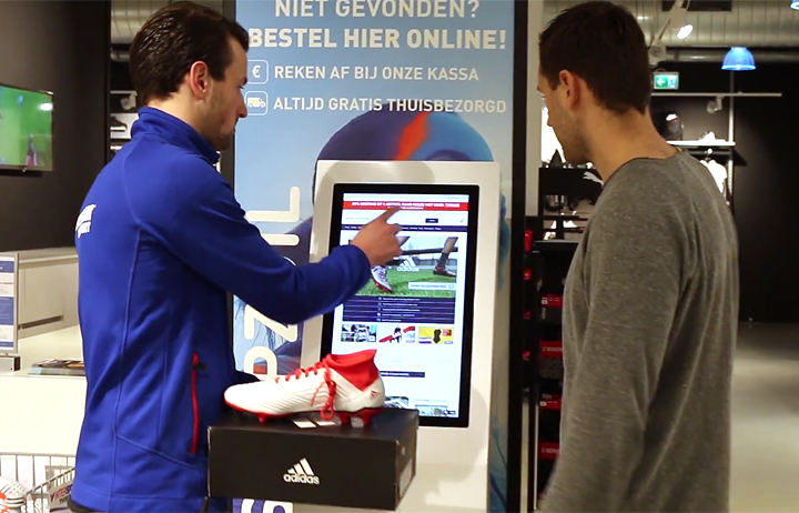 Intersport Twinsport enthousiast over diz webshopzuil