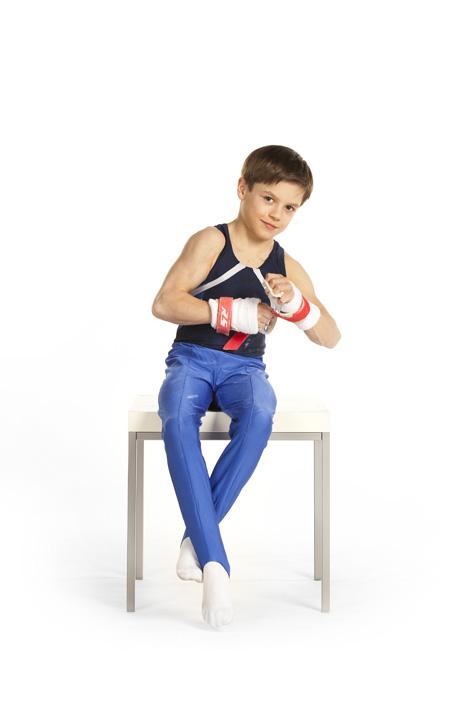 diz sponsort jong turntalent Lucas van den Kieboom