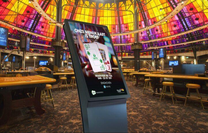 Holland Casino, diz1527 P