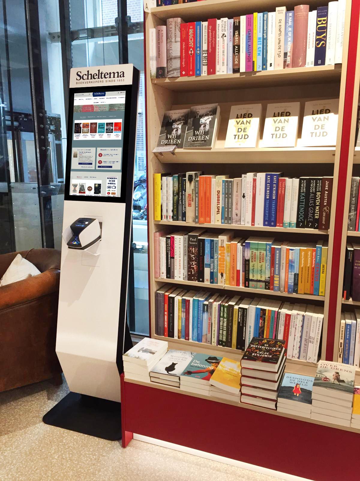 diz2422P, Boekhandel Scheltema