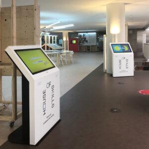Gemeente Amsterdam, 2x diz1132L Openbare Bibliotheek