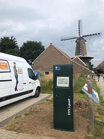 VVV Midden-Limburg outdoor i-punt