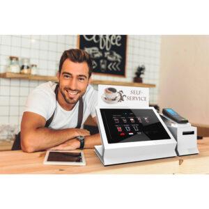 diz1810L order kiosk, Coffeecorner
