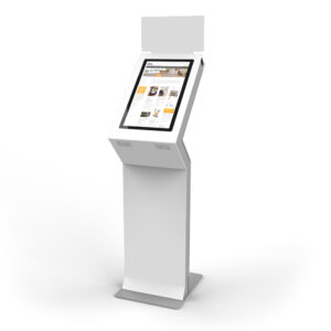 diz1822 P, information kiosk with signing possibility