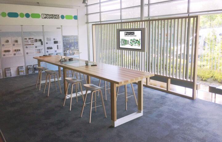 Digitale showroom bij Phoenix