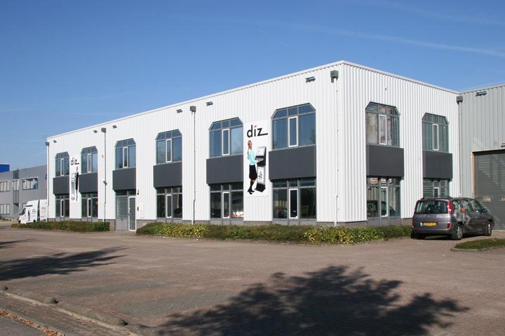 diz business premises, zoetermeer