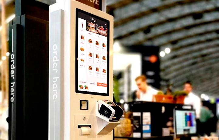 Easy Order kiosk