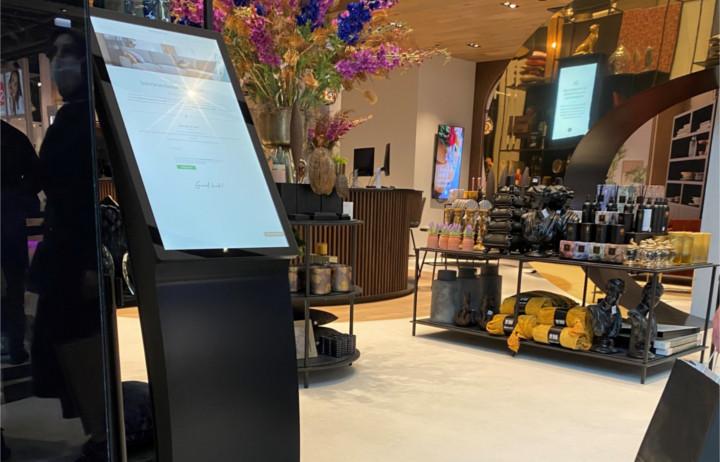 Goossens Inspiration store Westfield Mall (The Netherlands)